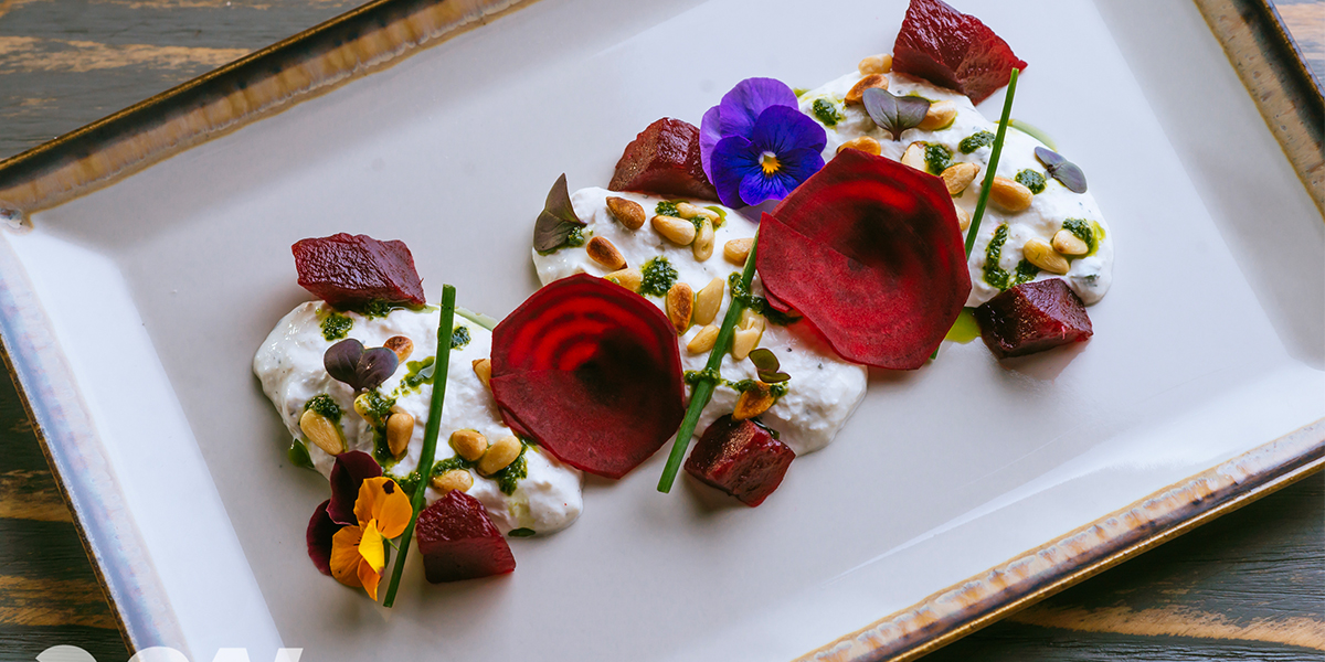 BEETROOT BURRATA